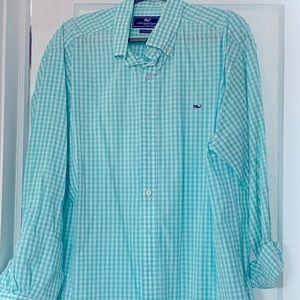 Vineyard Vines Men's XL Button Down Shirt